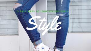 Look stylish