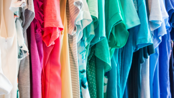 4 Easy Steps to Closet Organization
