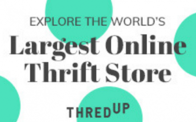 5 Reasons to Love an Online Thrift Shop