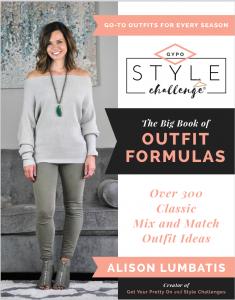 Outfit formulas