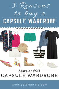 3 Reasons to Buy a Capsule Wardrobe
