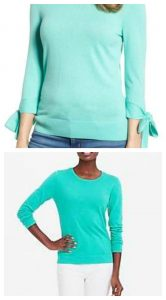 bright spring sweaters