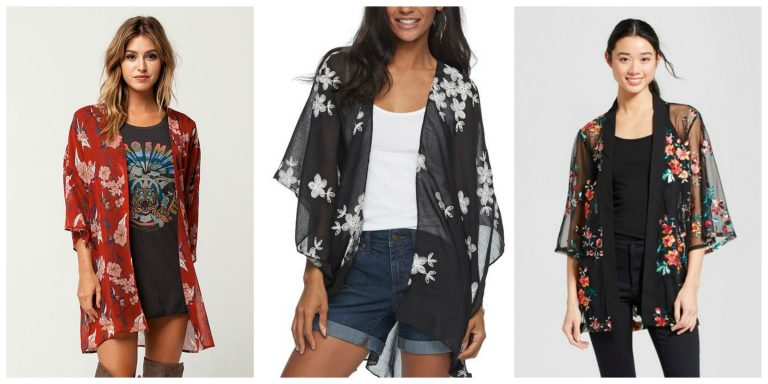 kimonos for Winter