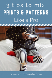 3 Ways to Play with Pattern Mixing