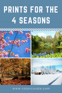 Prints by Season