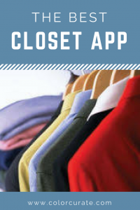About A Year Ago, I Decided To Try Out A Wardrobe Planning App To See If I  Could Bring A Little Organization To My Closet, Keep Track Of What I Was  Wearing, ...