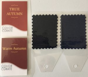 True Autumn navy