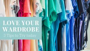 Love Your Wardrobe