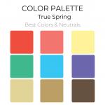 True Spring Color Palette